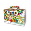 Playmais Zábavné učenie Farby a tvary, 550ks