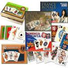 Piatnik Karty Kanasta Európske kráľovské rody, výber