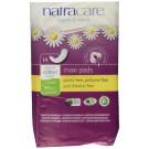 Natracare Bio bavlnené menštruačné vložky Maxi Regular, 14ks