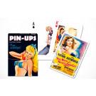 Piatnik Karty Pin-Ups plagáty, 54 kariet poker