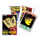 Piatnik Karty Filmové plagáty, 54 kariet poker