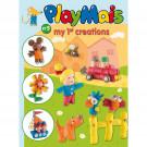 Playmais Kniha Moje prvé výtvory