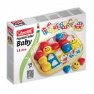 Quercetti Mozaika 4405 Fantacolor Baby Basic, 30ks