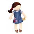 Bonikka Látková bábika Ruby, 31cm