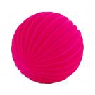 RUBBABU Tactile Balls Zmyslová loptička Ružový lampión, 1ks