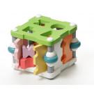Cubika Drevená vkladacia kocka