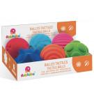 RUBBABU Tactile Balls Zmyslové loptičky, 6ks