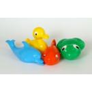 Směr Plávajúca sada hračiek do vody, 4ks