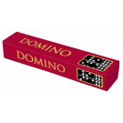 DETOA Drevené domino klasické, 55 kusov