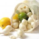 Bo Weevil Sieťovka na zeleninu alebo ovocie z biobavlny, 20x25