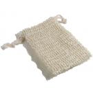 Sisalové  vrecko na mydlo jemné