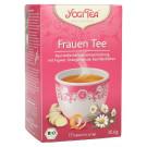 Yogi Tea Bio čaj Pre ženu, 17ks
