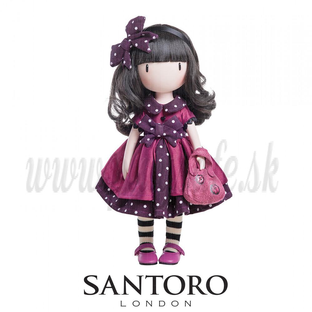 Santoro London Gorjuss Doll Ladybird, 32cm