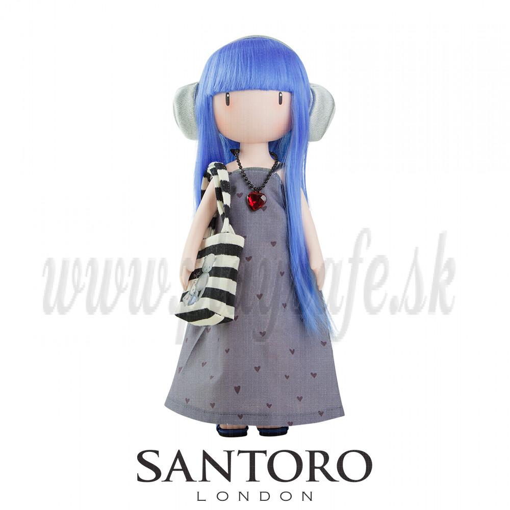 Santoro London Gorjuss Doll Dear Alice, 32cm