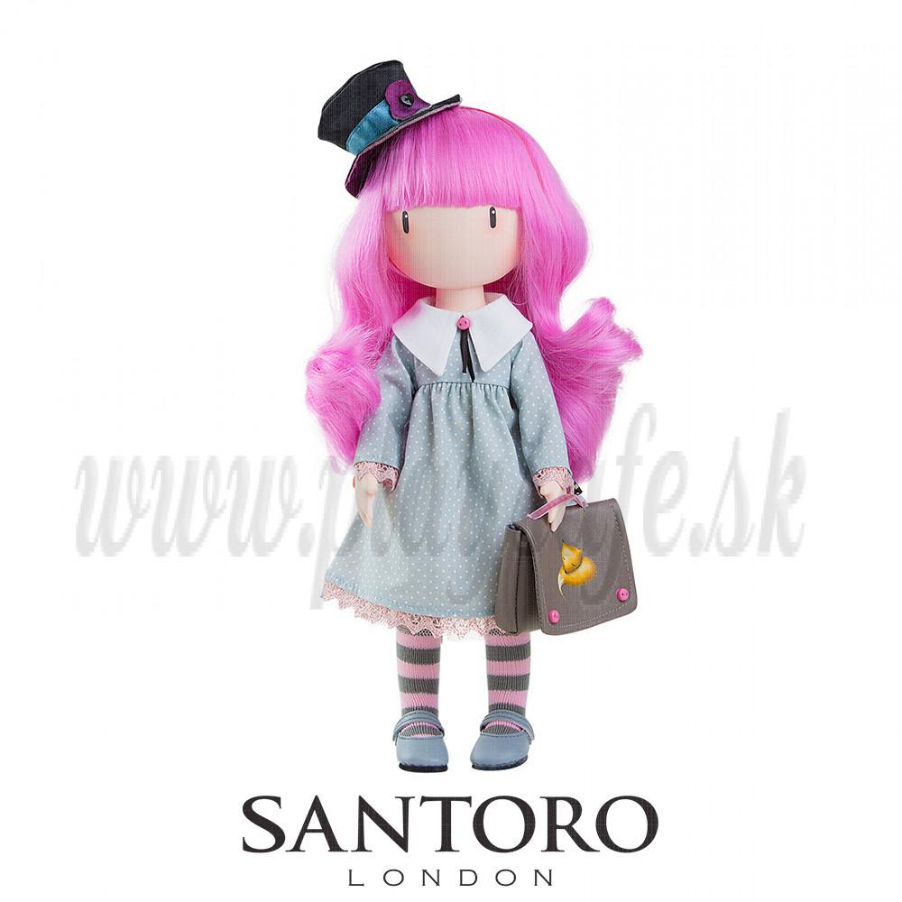 Santoro London Gorjuss Doll The Dreamer, 32cm