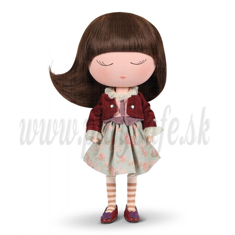 Berjuan Anekke Cozy Doll, 32cm