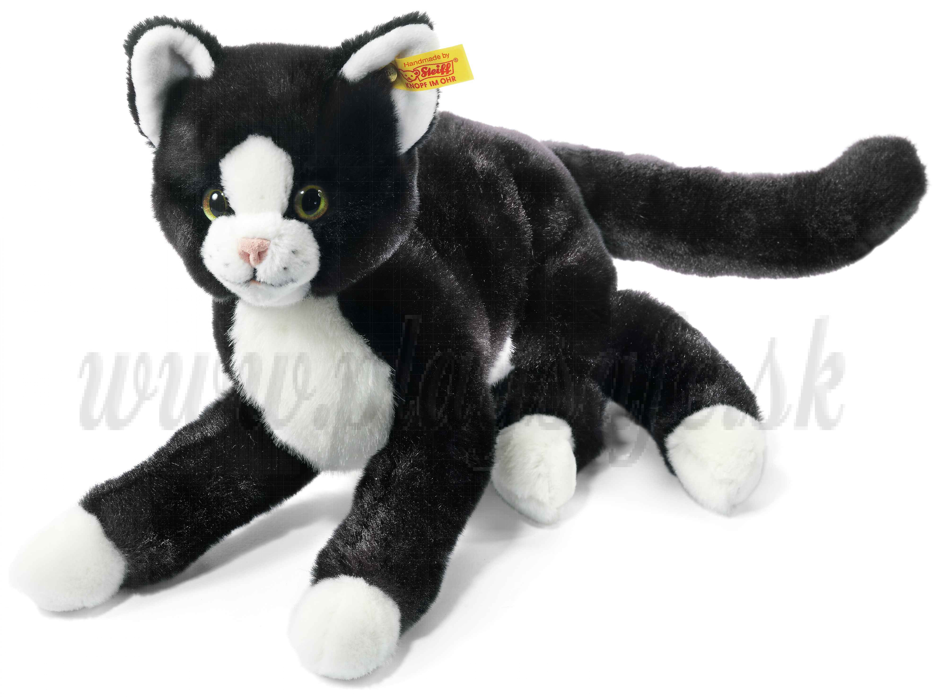 Steiff Soft toy Mimmi dangling cat, 30cm