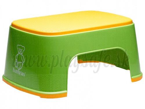 BabyBjörn Safe Step Spring Green / Yellow