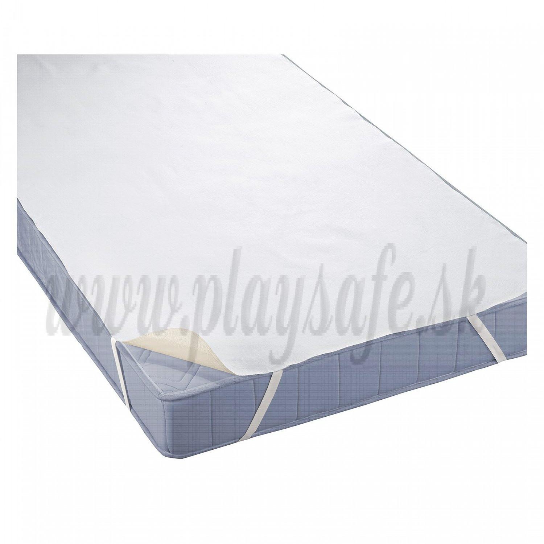 Kaarsgaren Mattress Protector cotton/PUL, 70x160cm