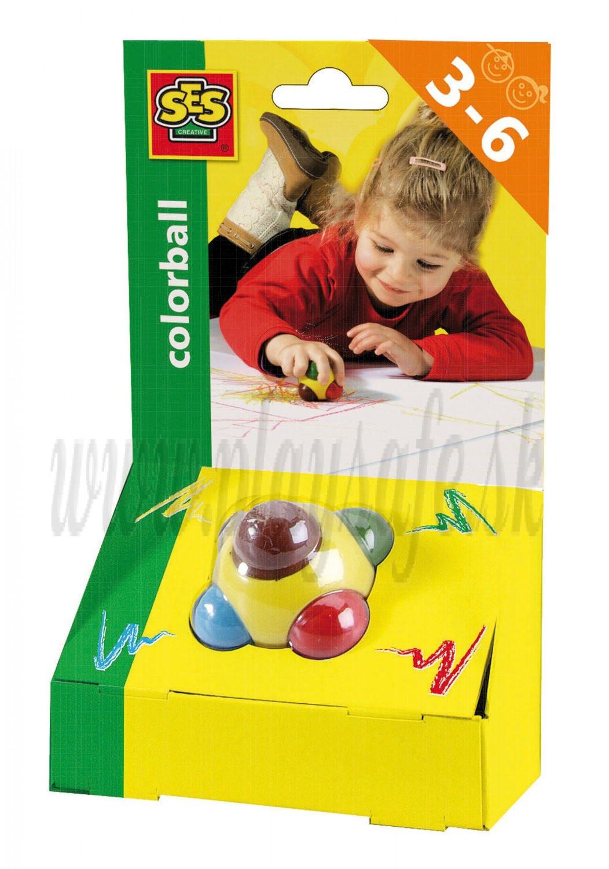 SES Creative Children's Colorball