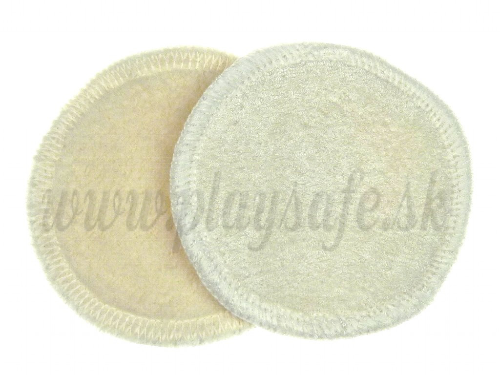 Anavy Bamboo Cosmetic Rounds 2 pieces
