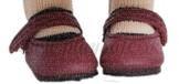 Santoro Grojuss Little Brown Shoes 32cm
