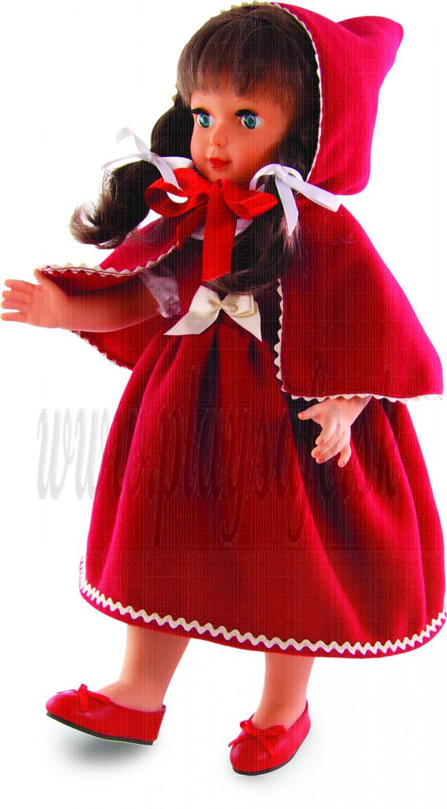 Petitcollin Francette Chaperon Rouge by Natalie Lété, 40cm