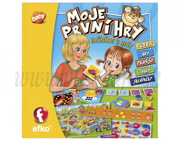 Efko My First Games