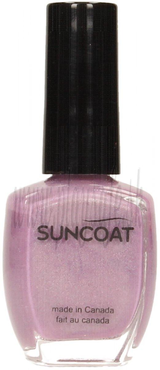 Suncoat Long Lasting Water Based Nail Polish Lilac, 13ml