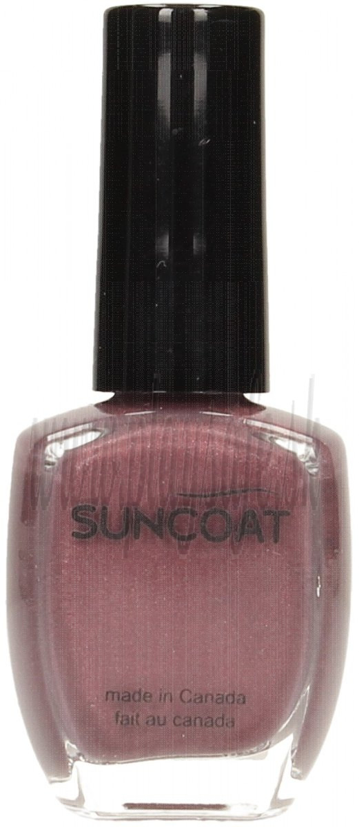 Suncoat Long Lasting Water Based Nail Polish Glory, 11ml