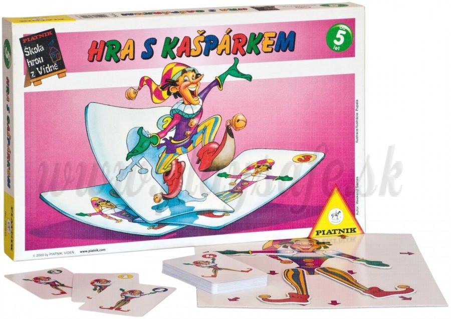 Piatnik Game with Clown
