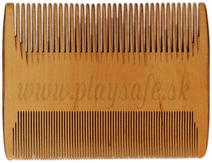 Kostkamm Wooden Baby Comb