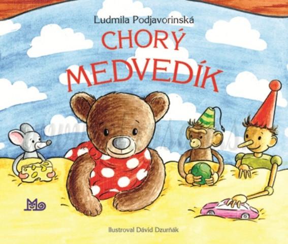 Ľudmila Podjavorinská: Chorý medvedík
