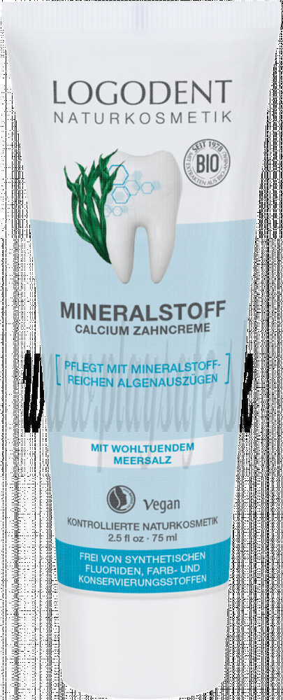 Logona Logodent Mineral Toothpaste, 75ml