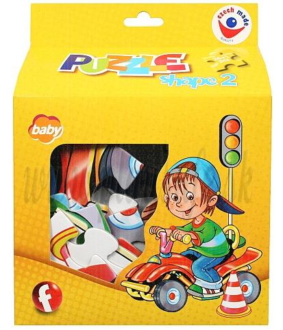 Efko Puzzle Shape II. Baby