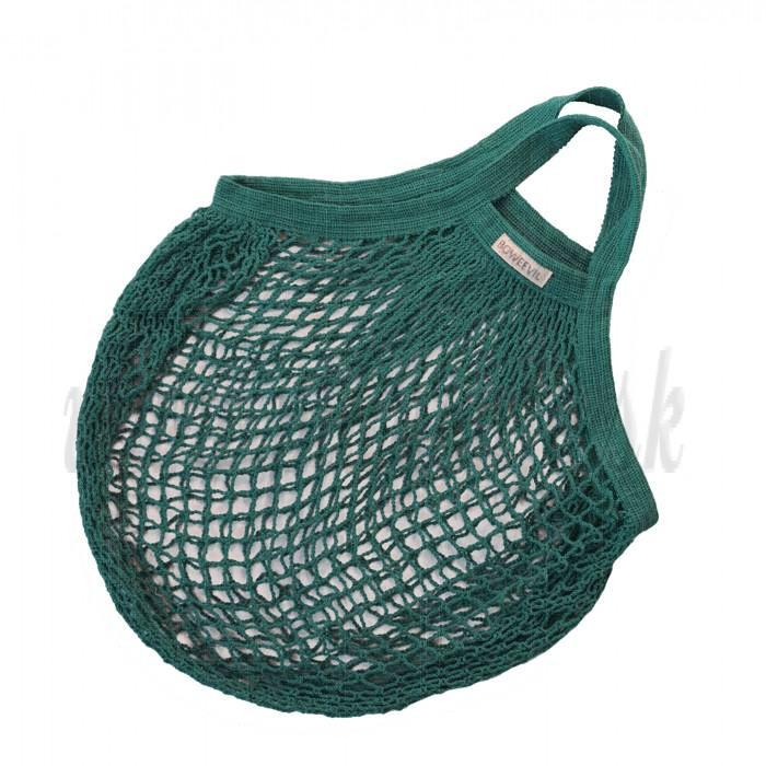 Bo Weevil String Bag cyan