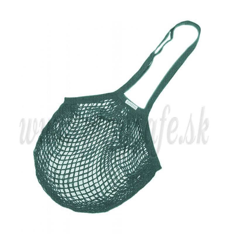 Bo Weevil String Bag cyan long handle