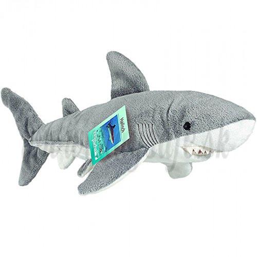 Teddy Hermann Soft toy Shark, 38cm