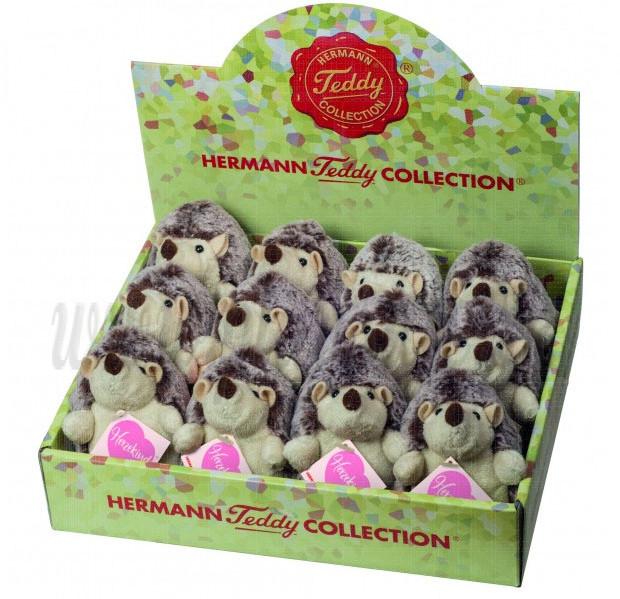 Teddy Hermann Soft toy Hedgehog Hansi, 9cm