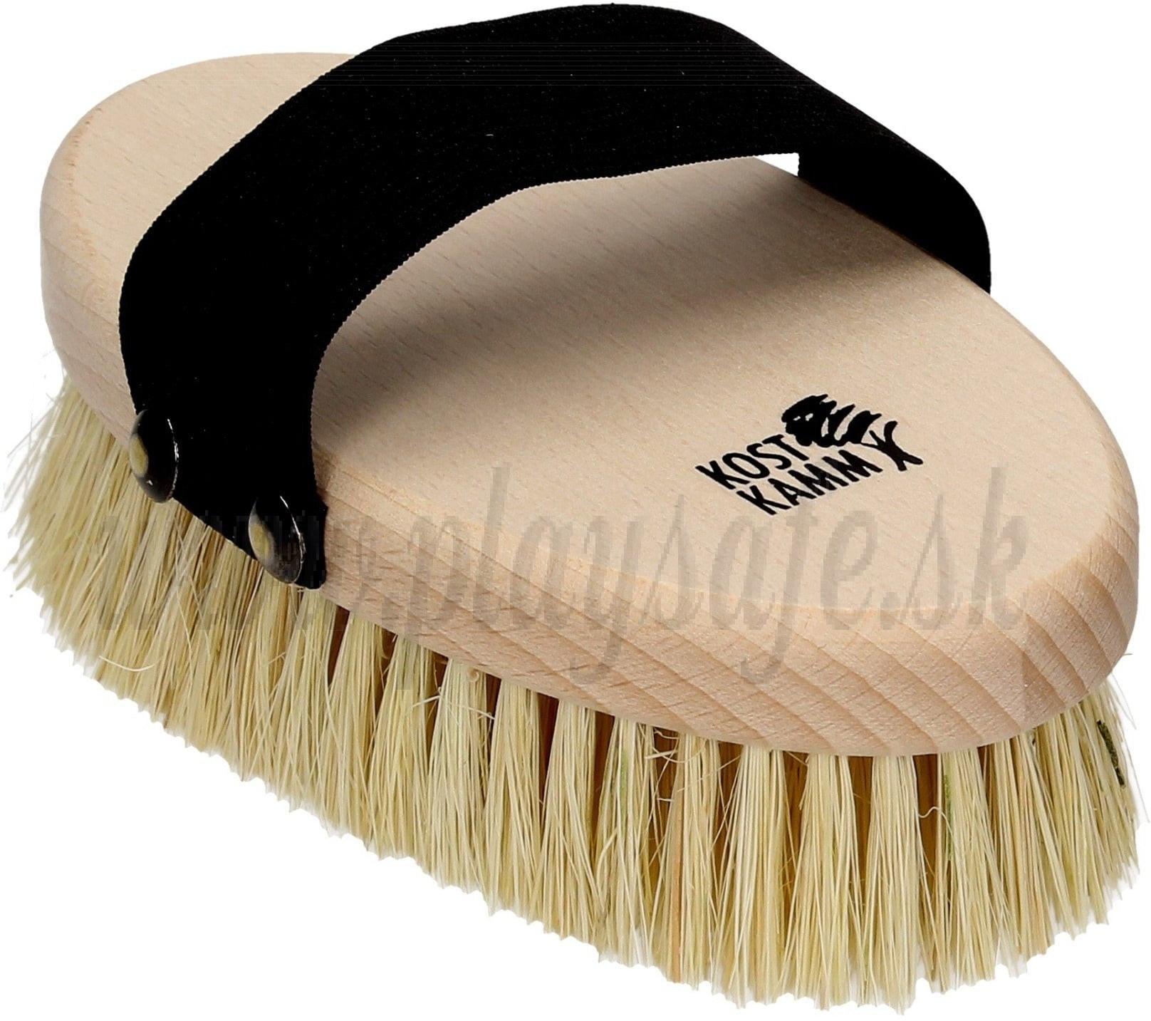 Kostkamm Oval Massage Brush