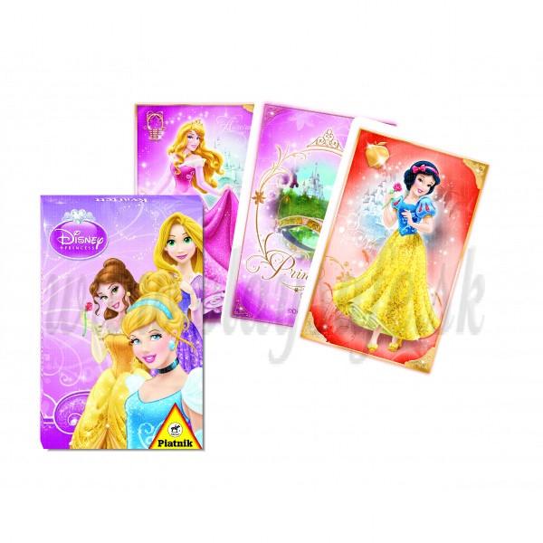 Piatnik Quartett Card Game Disney Princess