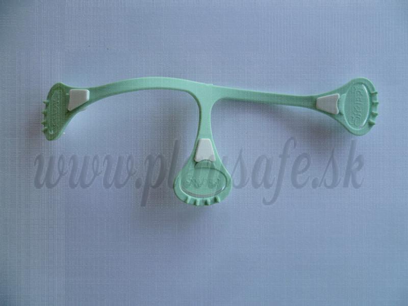 Snappi Fastener light green mint