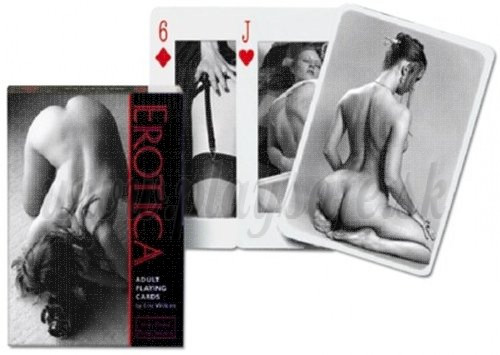 Piatnik Playing Cards Erotica Single Deck