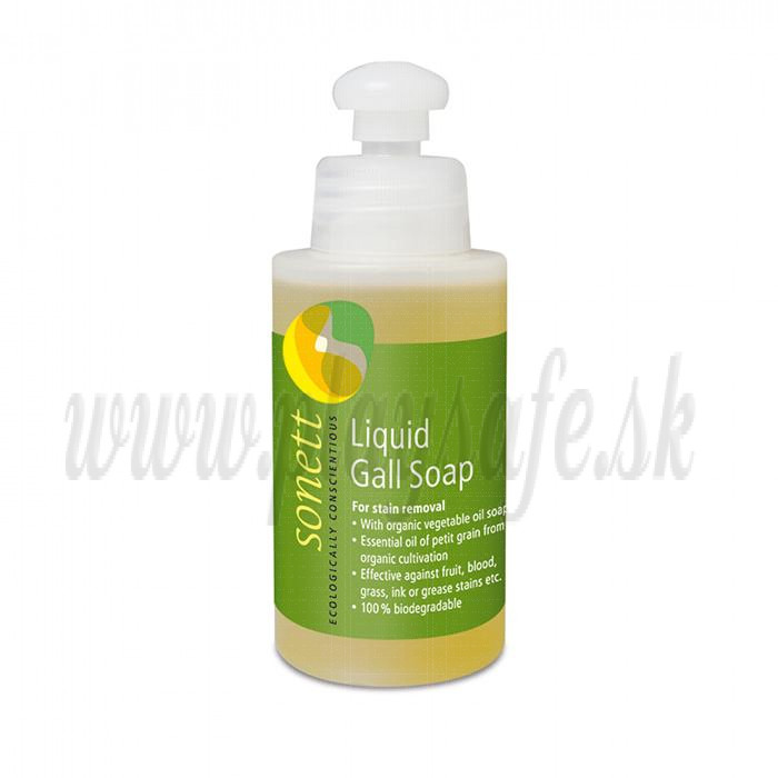 Sonett Liquid Gall Soap, 300 ml