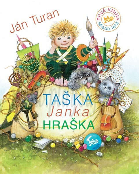 Ján Turan: Taška Janka Hraška
