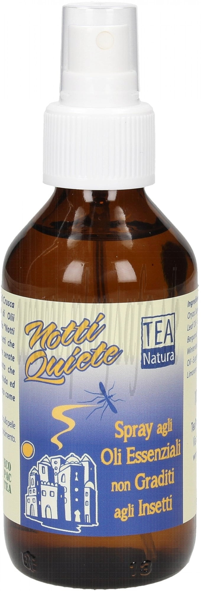 TEA Natura Anti-Mosquito Oil Spray, 100ml
