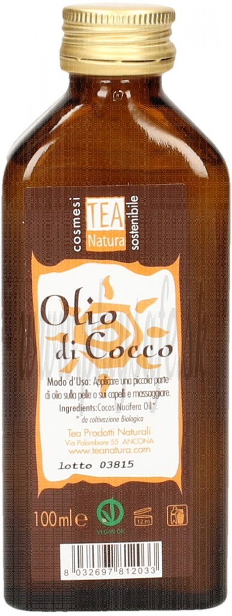 TEA Natura Pure Coconut Oil, 100ml