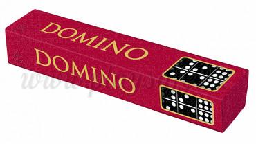 DETOA Wooden Domino, 55 pieces