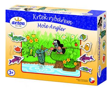 DETOA Magnetic Toy Mole Angler