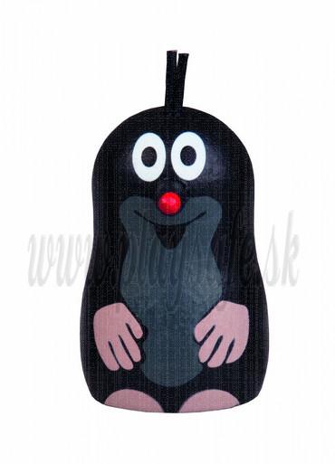 DETOA Wooden Magnet Mole Smiling